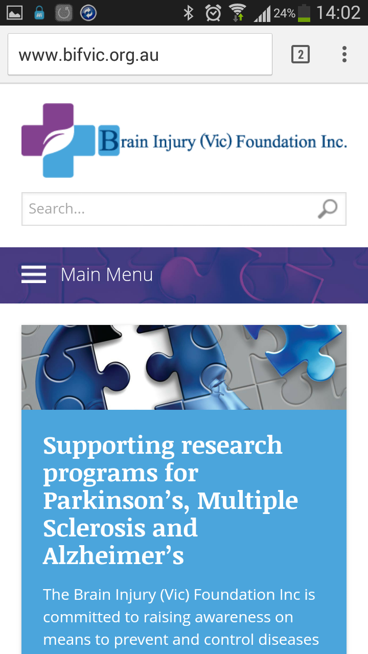 Brain Injury Foundation (Vic)